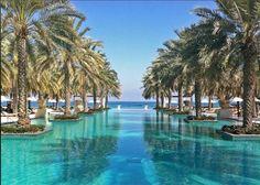 Al Bustan Palace, a Ritz-Carlton Hotel (Muscat, Oman)