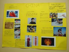 The World traveller project 2018, A class! Explore  China