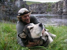 lars monsen - Google-haku Husky, Attitude, Dogs, Travel, Animals, Men, Google, Nature, Viajes