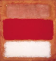 Mark Rothko, Light Cloud, Dark Cloud, 1957 - Modern Art Museum of Fort Worth Edward Hopper, Museum Of Modern Art, Art Museum, Mark Rothko Paintings, Giorgio Vasari, Willem De Kooning, Abstract Painters, Art Graphique, Color Theory