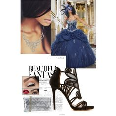 A fashion look from November 2014 featuring Tabitha Simmons sandals and Versace wallets. Browse and shop related looks. Tabitha Simmons, Wallets, November, Fashion Looks, Shoe Bag, Sandals, Stuff To Buy, Blue, Sandal