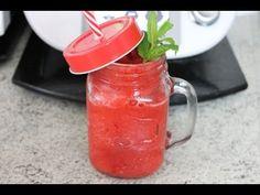 Erdbeer-Slush