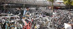 Sopravvivenza urbana: il campanello suona quando non trovi la bicicletta - Wired