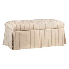 Beveryl Tufted Bench