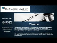 http://www.stogsdilllaw.com/#!about2/c4nz divorce attorney Dupage County Illinois - Call 630-462-9500 - Each and every attorney working for our firm has been hand selected by William J. Stogsdill, Jr., and shares the same work ethic. Each relevant detail of a case is examined and utilized to the maximum benefit of our clients. If you are looking for a divorce attorney in Dupage County Illinois call us now at 630-462-9500.