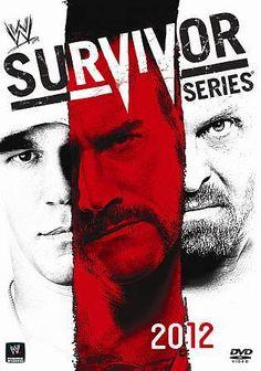 WWE: Survivor Series 2012 DVD 2012 CENA SHEAMUS Brand NEW SEALED FREE SHIP US