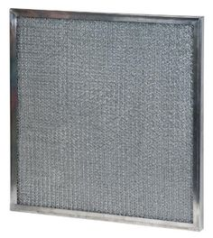Accumulair 10x20x2 (9.63 X 19.63 X 1.88) Metal Mesh Filter by Accumulair. $12.99. Metal Mesh filters are designed and constructed using a durable aluminum frame with mitered corners to enclose the media element and are secured with rivets. Aluminum media elements are comprised of multiple layers of aluminum that have been slit, expanded and bonded together to form a progressive density design for optimal and even dust loading.