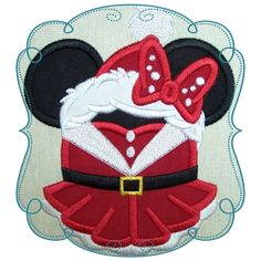"""Xmas Mirabelle Size : 5.00"""" x 5.64"""" Stitches: 16342  This if for the 5x7 HOOP  The following formats are available: DST, EXP, HUS, JEF, PES, VIP, SEW and XXX.  Price: $3.00"""