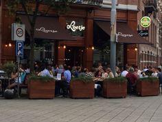 Restaurant Loetje, Amsterdam Oost