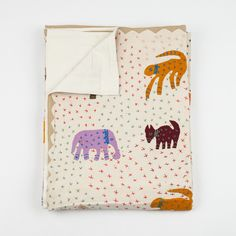 Animal Kingdom Blankets by Gypsya | Bohem