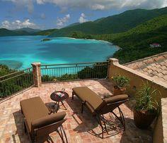 Cinnamon Breeze rental villa, St. John USVI