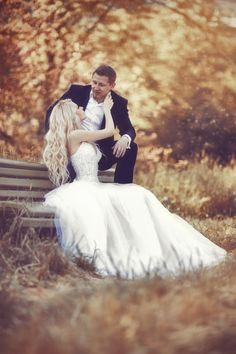 Romantic Wedding Photography.