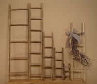 "Tobacco Lath Ladders  I want these!!!  Large Wide - 4'H x 12""W  $13.99"