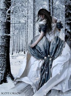 New gothic fantasy art fairies beautiful ideas Snow Queen, Ice Queen, Fantasia Marilyn Monroe, Fantasy World, Fantasy Art, Fantasy Gowns, I Walk Alone, Animation Disney, Fairytale Fashion
