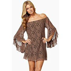 Mujeres Easyace Lace ∨ vestido elegante – EUR € 12.37