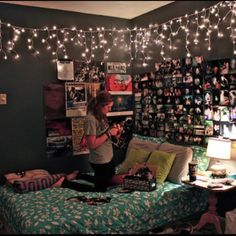 For some reason, I'm in love with this room. <3