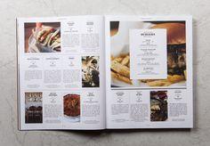 Restaurant Guide. Violaine & Jeremy Graphic Studio.