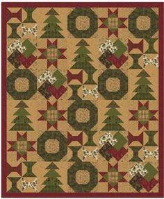 Christmas Sampler Quilt Pattern Download