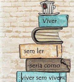 Livros sempre! sempre sempre