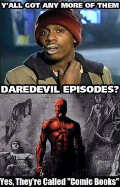 Can't wait for Season 2! Until then... #daredevil