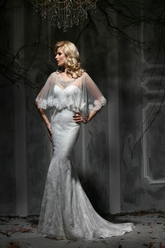 Glamorous wedding gowns from @impressionbride