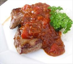 Monkeygland Sauce: This is another favourite restaurant item in South Africa. This piquant sauce has a rather off-putting name but nothing to do with monkeys, I promise!