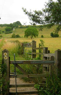 Turville, Buckinghamshire, England, UK - setting for Midsommer Murders, Vicar of Dibley, Goodnight Mr. Tom