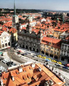 8 lugares de Praga la capital de República Checa