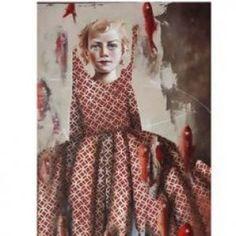 Offerte lavoro Genova  La mostra a Palazzo Rocca fino al 3 luglio  #Liguria #Genova #operatori #animatori #rappresentanti #tecnico #informatico Alessandra Gasparini la magia su tela a Chiavari