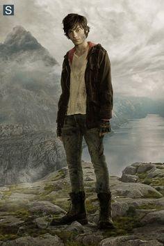 Devon Bostick as (Jasper) #The100