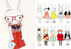 From Fifi Lapin