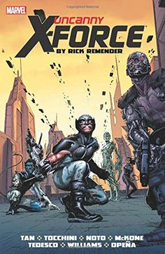 Uncanny X-Force by Rick Remender: The Complete Collection Volume 2 by Rick Remender http://www.amazon.com/dp/078518824X/ref=cm_sw_r_pi_dp_qCnOvb02BGDB7