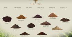 Love this visual display of terroir on the website for Alexana Winery in Oregon . . . Salud!