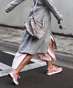 See Want Shop Blogger Lisa Hamilton | Nike Air Max Zero sneakers |