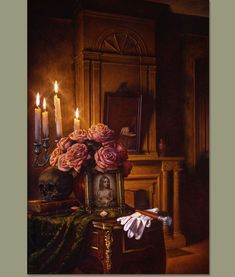 Anne Rice's Interview With The Vampire by Michael Deas