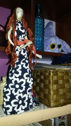 #art #doll #handmade #pottery #craft #for #kids