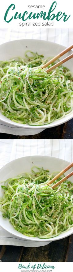 A five minute, five ingredient cucumber salad BURSTING with sweet, tangy, umami flavor. Paleo, healthy, and low carb!