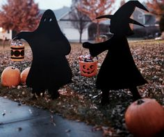 'Tis Near Halloween Through Winters Hollow