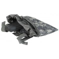 "New Voodoo Tactical Molle 12"" Roll Up Dump Pouch"