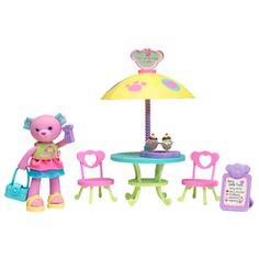 Ice Cream Café by Playmates Toys