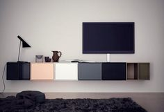 sideboard lowboard cosmo skandinavisches design. Black Bedroom Furniture Sets. Home Design Ideas