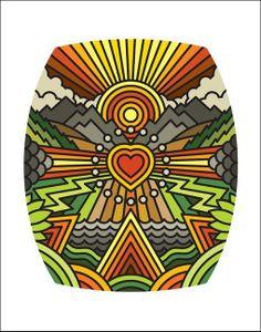 Heartwork 2013 - Aaron Draplin