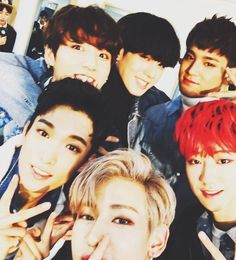 Yugyeom and Bambam, Bts's Jungkook, and Seventeen's DK, and Mingyu 97 line woooo Got7 Yugyeom, Youngjae, Seokjin, Hoseok, Taehyung, Bts Jungkook, Foto Bts, Jung Kook, Menswear