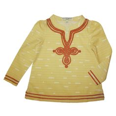 Our summer tunics made from organic fabrics in sizes ranging from 2 - 10yrs.  www.minimoroc.com