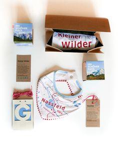 Das Geschenk zur Geburt! Mit diesem Package heißt ihr den liaben, kloanen Erdenbürger herzlich willkommen Container, Packaging, Welcome, Earth, Parents, Wrapping, Canisters