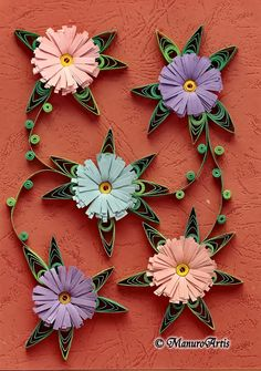 quilling art by ~razvansioana on deviantART