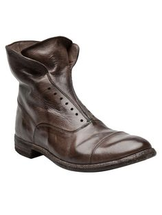 Officine Creative Lace Less Boot - American Rag Online Store