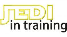 Star Wars Machine Embroidery Designs | Jedi in Training Star Wars Themed Embroidery Design includes Applique ...