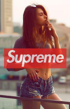 42 Best Supreme Girls Images Supreme Girls Supreme Wallpaper
