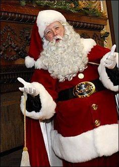 Ho, Ho, Ho!!! Merry Christmas!!! Bebe'!!! Grand Santa Claus!!!